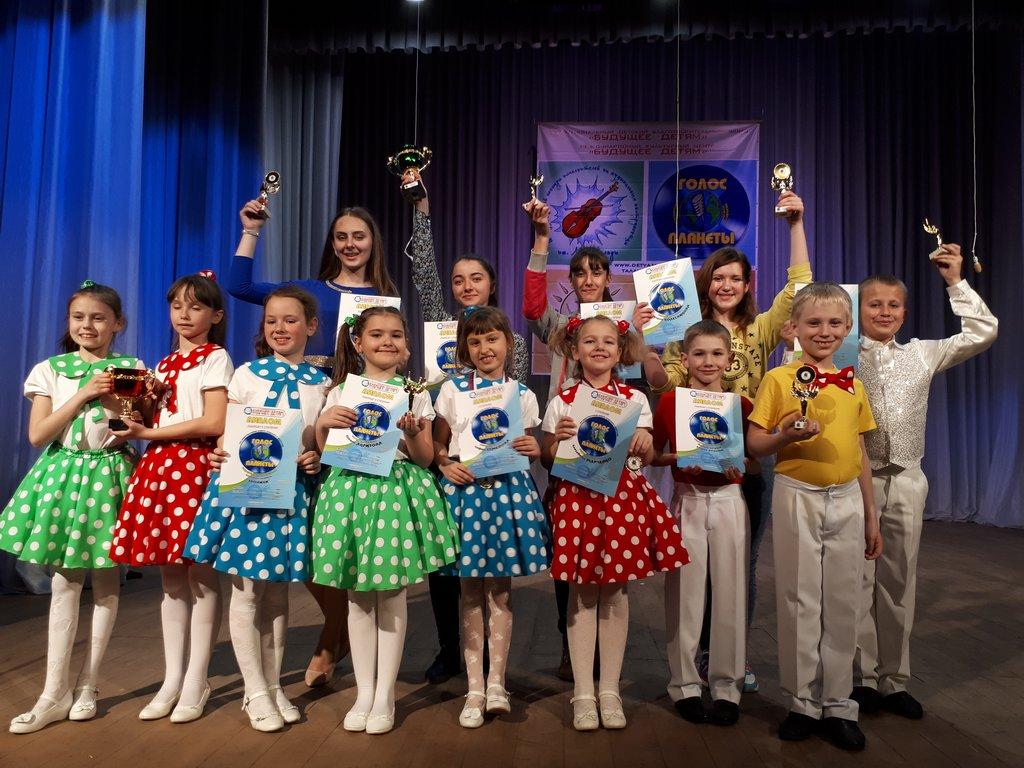 Конкурсы для детей петь